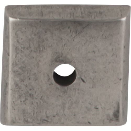 Aspen Square Backplate by Top Knobs
