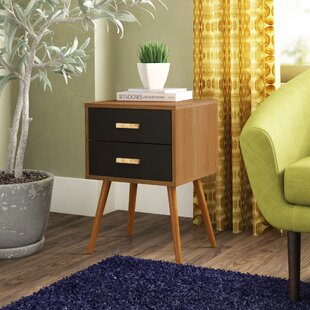 Find for Creenagh 2 Drawer End Table By Langley Street