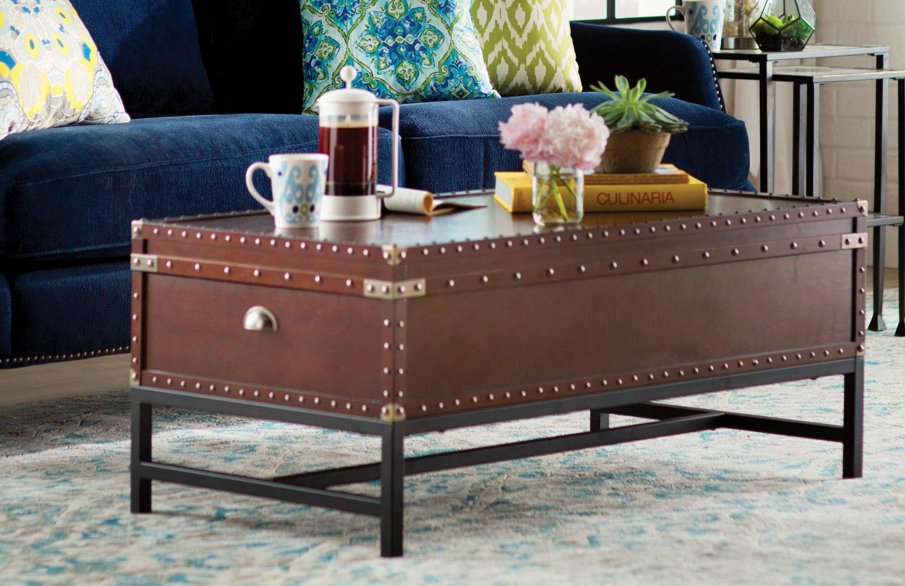 Trent Austin Design Aztec Trunk Coffee Table U0026 Reviews | Wayfair