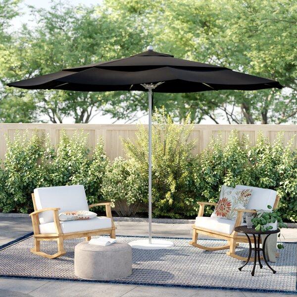 Caravelle 11' Market Sunbrella Umbrella By Sol 72 Outdoor by Sol 72 Outdoor Best Design