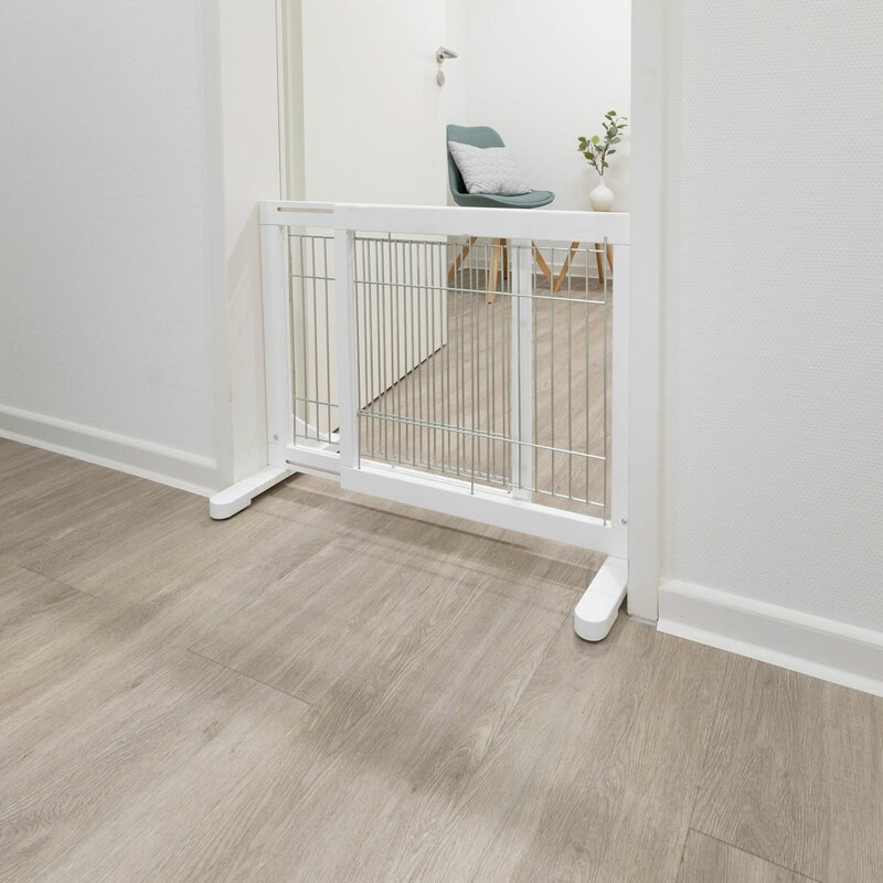 Christmas Tree Gates For Dogs: Tucker Murphy Pet Wooden Free Standing Pet Gate
