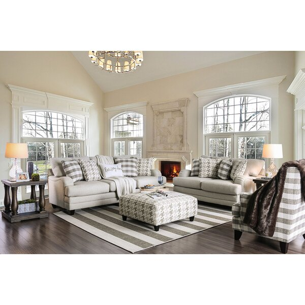 Root Configurable Living Room Set by Canora Grey