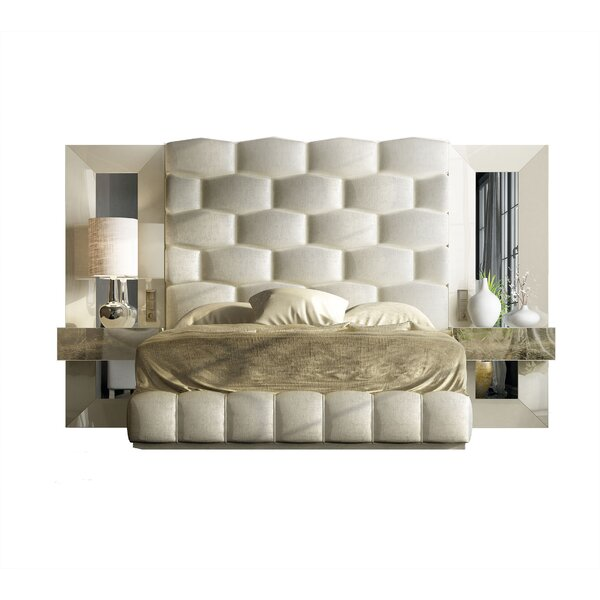 Jerri King Platform 5 Piece Bedroom Set by Everly Quinn