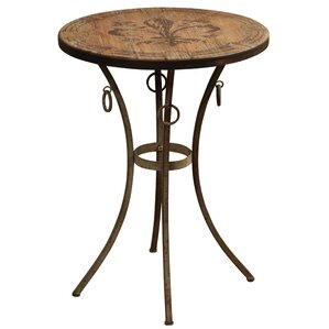 Tracey End Table by Fleur De Lis Living