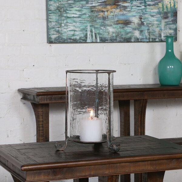 Glass Hurricane by One Allium Way