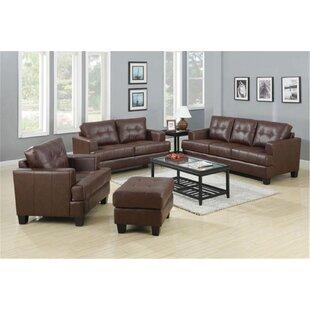 Ewenn 4 Piece Living Room Set by Latitude Run®