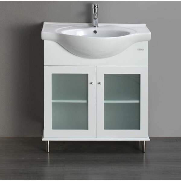 Derek 24 Single Bathroom Vanity Set by Orren Ellis
