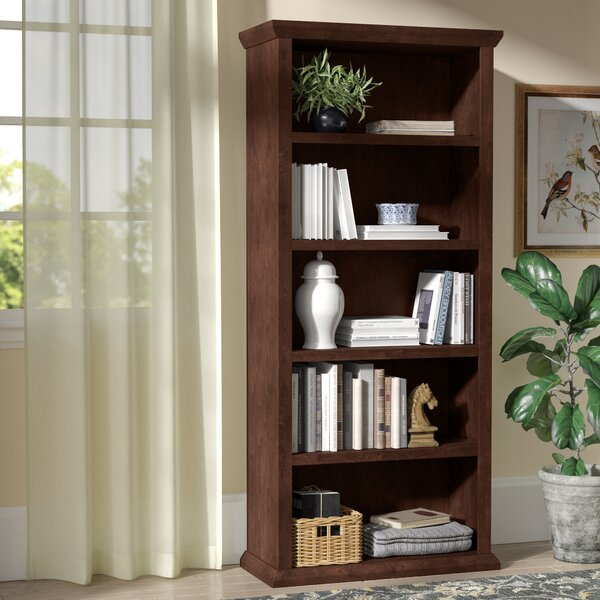 Ferrell Standard Bookcase by Three Posts