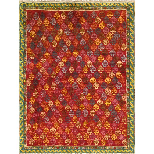 Anatolian Hand-Knotted Area Rug by Pasargad