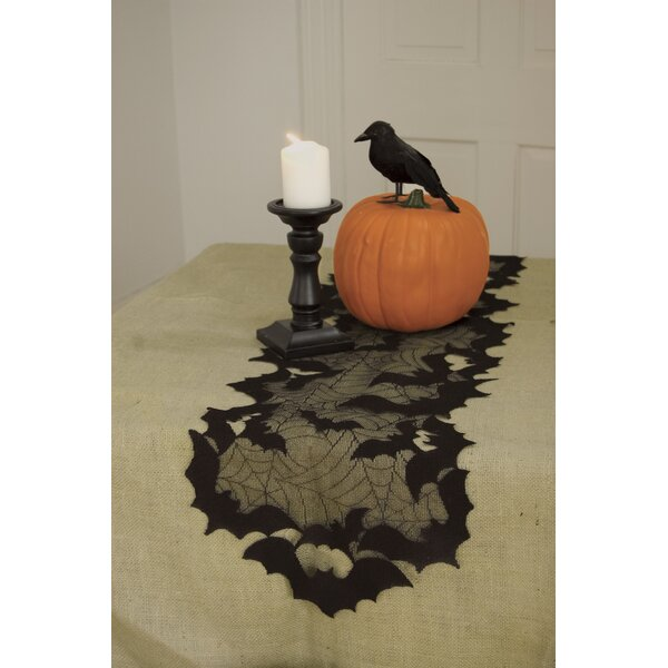 Going Batty Runner by Heritage Lace