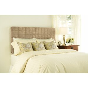 Tribeca Inflatable Headboard in Taupe by Backdrop