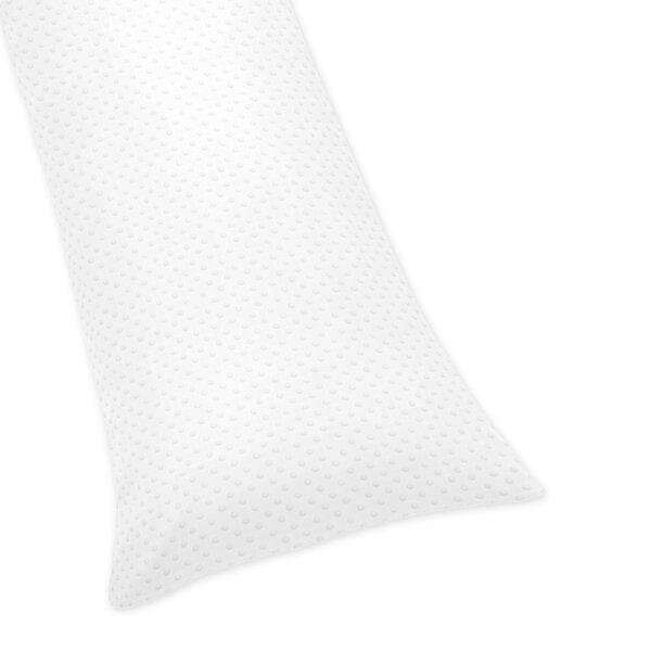 Minky Dot Body Pillowcase by Sweet Jojo Designs