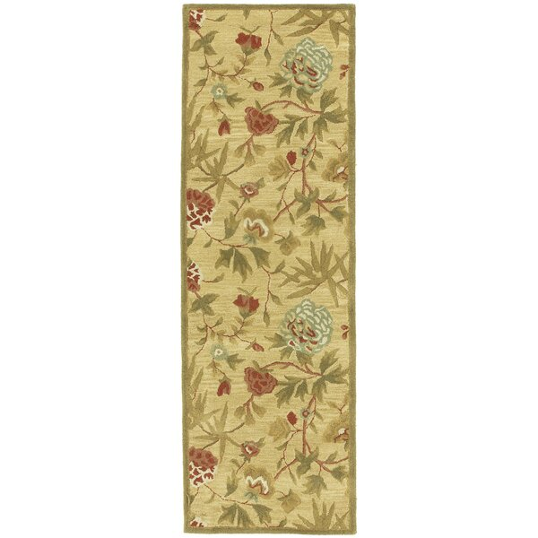 Traditions Gold Rug by St. Croix