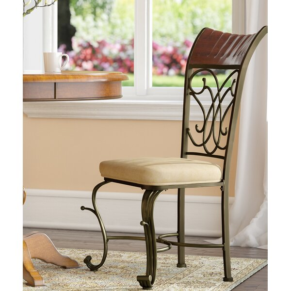 Caroline Side Chair (Set of 2) by Fleur De Lis Living