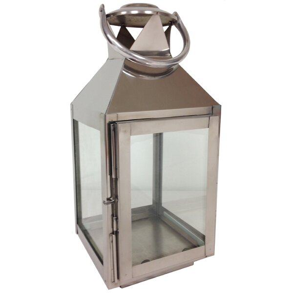 Aluminum Lantern by Kindwer