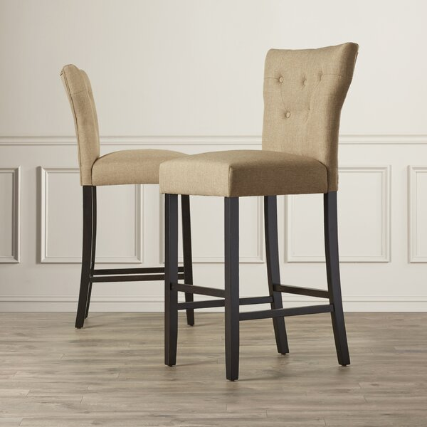 Gilland 46 Bar Stool (Set of 2) by Darby Home Co