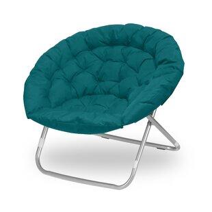 Superbe Teal Papasan Chair   Wayfair