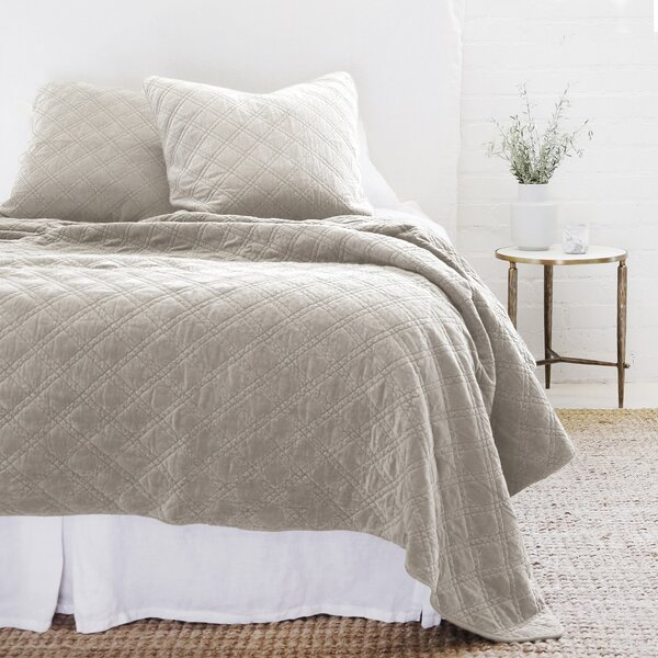Brussels Single Coverlet