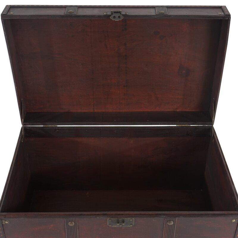 hazelwood home truhen set valence bewertungen. Black Bedroom Furniture Sets. Home Design Ideas