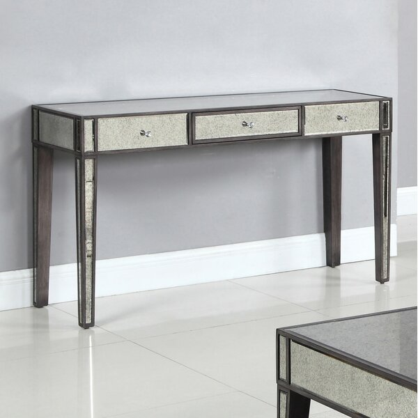 Brooklynn Console Table By Rosdorf Park