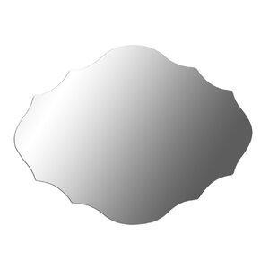 Carnegie Frameless Wall Mirror