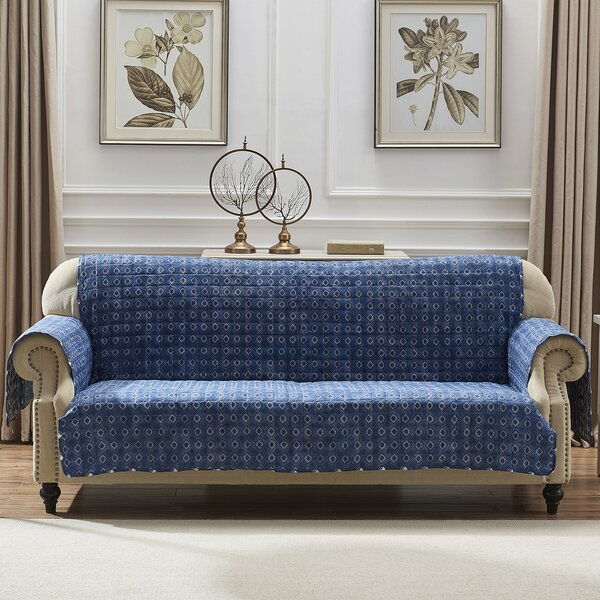 T-Cushion Sofa Slipcover By Bungalow Rose