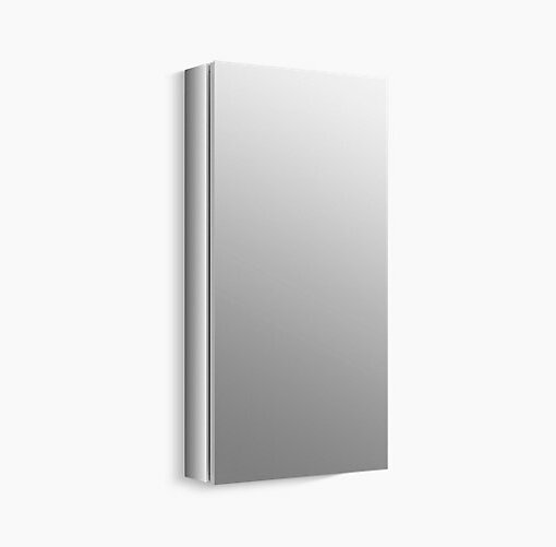 Verdera 15 W x 30 H Aluminum Medicine Cabinet by K