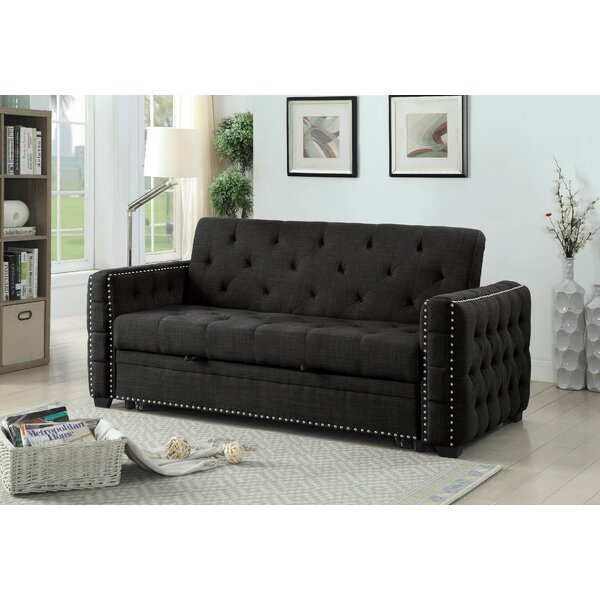Cheapest Price For Berdy Sofa Bed by House of Hampton by House of Hampton