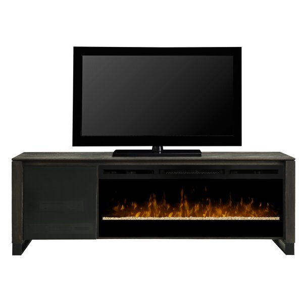 Howden 75 TV Stand with Fireplace by Dimplex