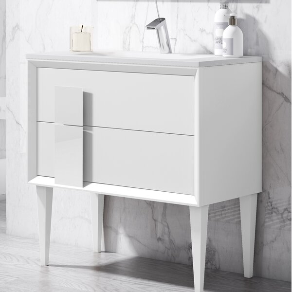 Zak 24 Single Bathroom Vanity Set