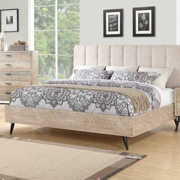 Laquita Upholstered Platform Bed by Brayden Studio