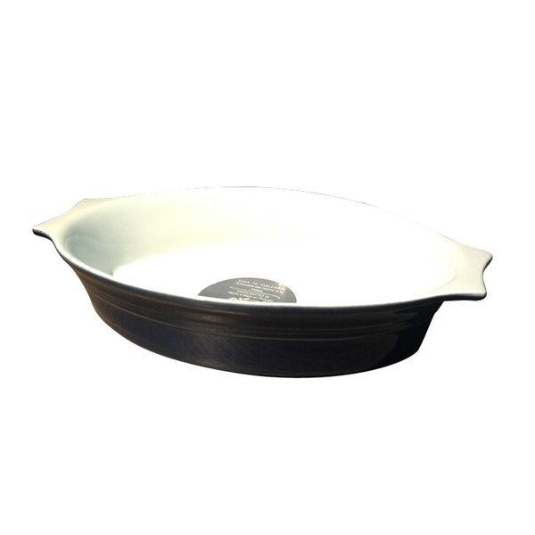 Claudia Oval Baker by Euro Ceramica