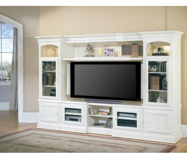 Gallo Entertainment Center for TVs up to 72 by Rosecliff Heights