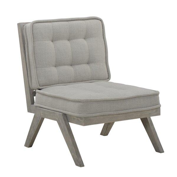 Rosenkranz Swivel Slipper Chair by Brayden Studio