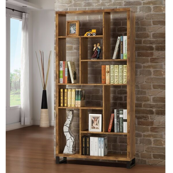 Mccaffery Sleek and Sophisticated Cube Unit Bookcase by Williston Forge