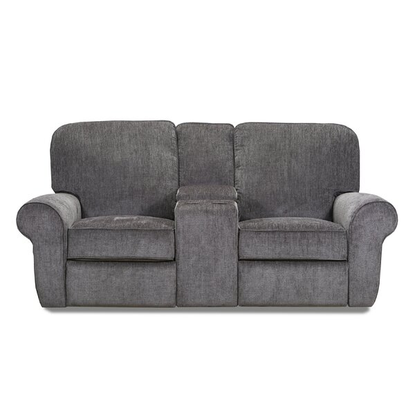 Holiday Shop Shaunta Reclining Loveseat by Red Barrel Studio by Red Barrel Studio