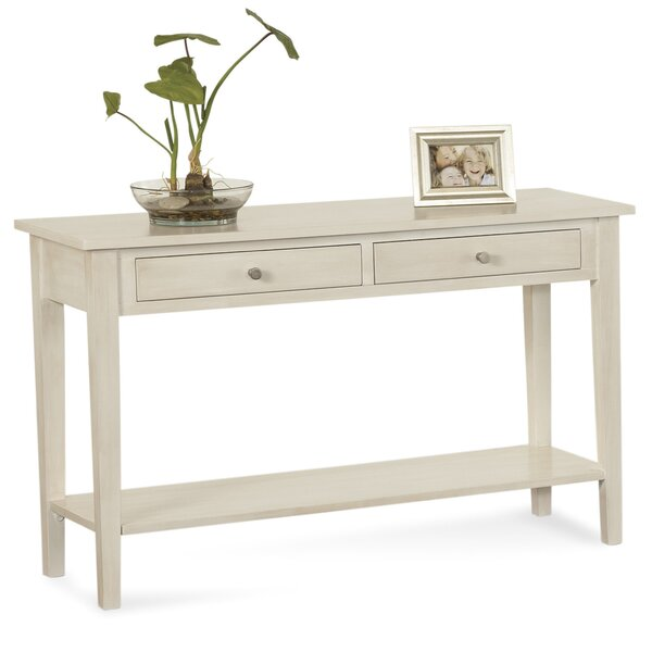Braxton Culler White Console Tables