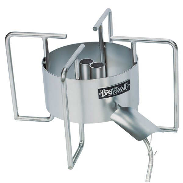 Stainless Cooker 1-Burner Propane Deep Fryer by Bayou Classic