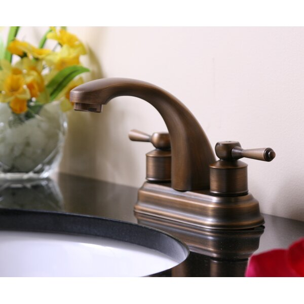 Centerset Bathroom Sink Faucet with by Legion Furniture
