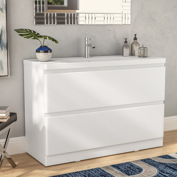 Blaire 48 Single Bathroom Vanity Set by Orren Ellis