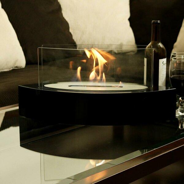 Simpson Ventless Bio-Ethanol Tabletop Fireplace by Orren Ellis