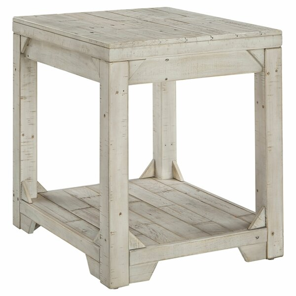 Almendarez End Table by Gracie Oaks Gracie Oaks