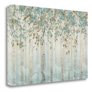 'Dream Forest I' Print on Wrapped Canvas by Tangletown Fine Art