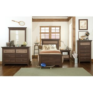 Weatherly Panel Configurable Bedroom Set by Standard Furniture