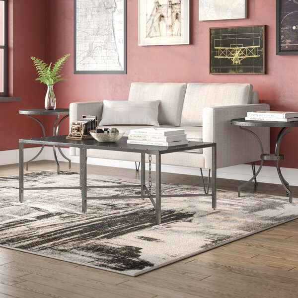 Carsonhill 3 Piece Coffee Table Set By Trent Austin Design