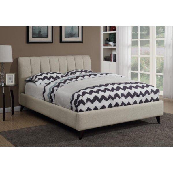 Windrim Upholstered Platform Bed by Latitude Run