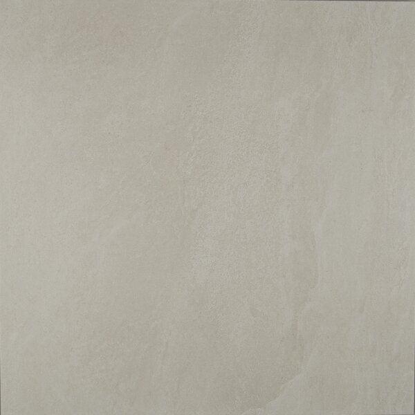 Slate Attaché 24 x 24 Porcelain Field Tile in Meta White by Daltile
