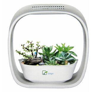 Indoor gardening youll love wayfair indoor led hydroponic unitgrow light workwithnaturefo