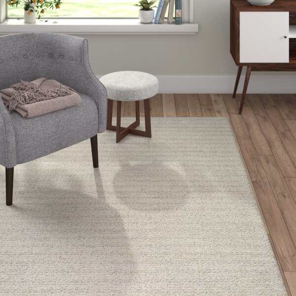 Vallejo Hand-Woven Camel Area Rug by Langley Street
