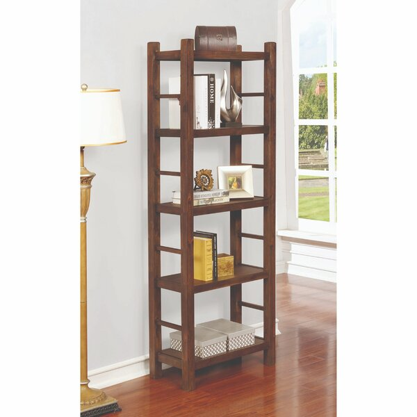Wetherell Standard Bookcase By Millwood Pines